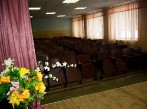 Концертн зал ДШИ №3