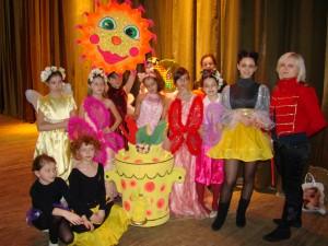 Театральный коллектив Затейники