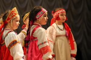 Фольклорный ансамбль Ирей. рук-ль Валенкова Елена Николаевна