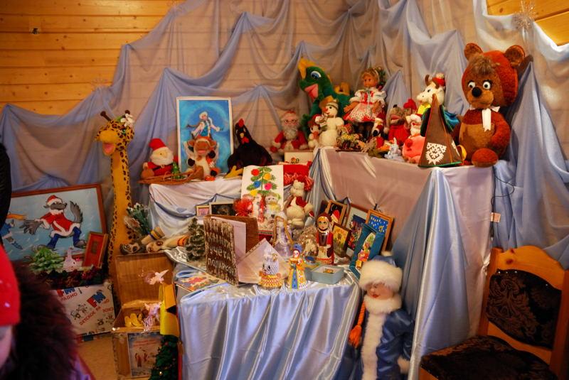 комната желаний деда мороза фото